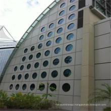 2.5mm 3mm PVDF Exterior Building Wall Cladding Aluminum Solid Panels