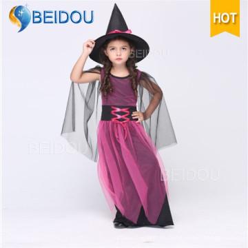 2016 suministran trajes de Chlidren el vestido de partido de lujo Los cabritos traje de Víspera de Todos los Santos