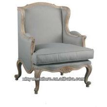 Silla caliente del estilo de los muebles del diseño francés para el hotel XF1005