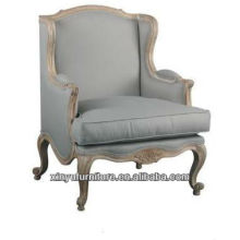 Hot design French furniture style chair for hotel XF1005
