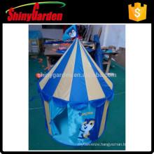castle shaped colorful kids tents,