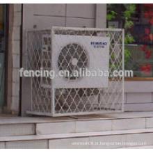 Anti-roubo ou assaltante galvanizado Rede de arame de grade bonito ou cerca de Meg, redes para proteger ar-condição
