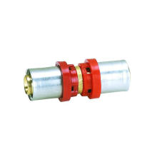 Equal Straight Connector (TH Press Fitting) (Hz8509)