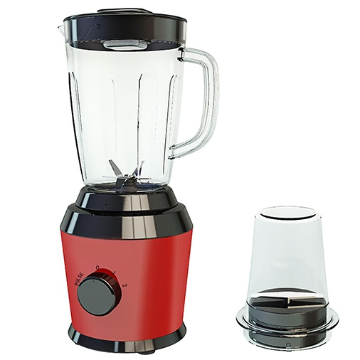 500W high speed ABS housing glass baby food blender