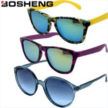 Gafas de sol al aire libre de moda de la venta al por mayor de China del precio bajo