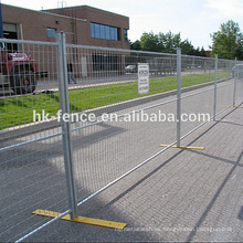 Patrulla perimetral de alta calidad Soldada alambre paneles de cercado