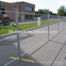 Panneaux soudés de clôture de fil de patrouille de périmètre de haute qualité
