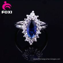 Fancy Design Finger Rings Photos Jewelry Ring for Women