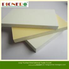 Placa / folha da espuma do PVC de 1mm-50mm para a construção