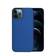 New Litchi Pattern Original Leather Cases for iPhone