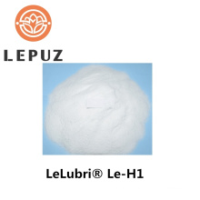 PE wax Le-H1 for PVC water pipe and Calcium-Zinc stabilizers