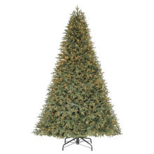 9 FT. Stamford Pine Quick-Set Artificial Christmas Tree with 1050 Clear Lights (my100.079.00)