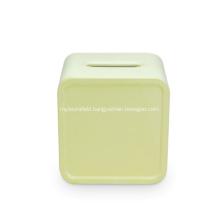 Plastic Desk Organizer Tissue Box Napkin Holder