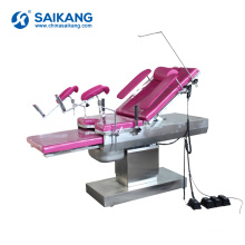 A99 Hospital Electric Obstetrical Gynaecological Parturition Birthing Table