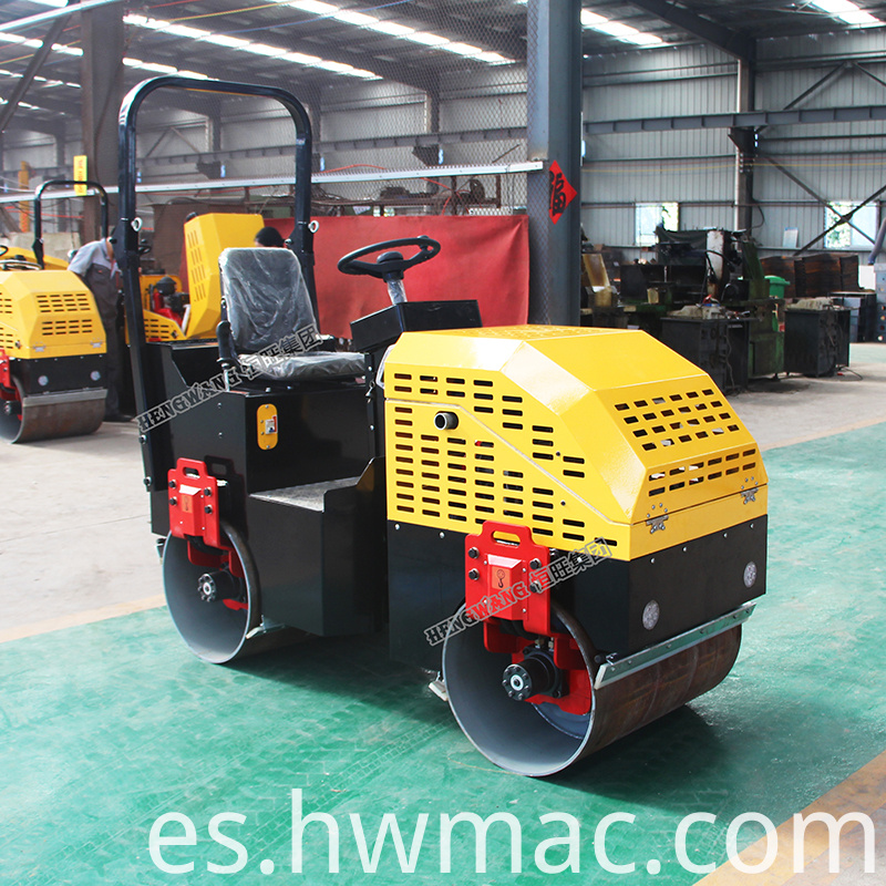 Vibration-frequency-double-drum-soil-compactor-road (5)