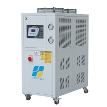 3HP 3ton Air Cooled Water Chiller for Plastic Industry Application