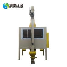 Пластиковый высоковольтный электростатический сепаратор