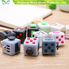 Magic Fidget Spinner Puzzle Cube Anti-Anxiety Adults Stress Relief Toy
