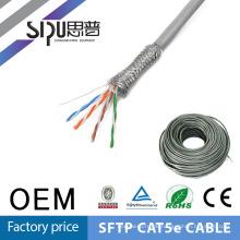SIPU high Quality 100m stp cat5 Kabel Kupfer