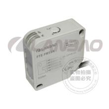 Sensor fotoelétrico retangular de reflexão repolarizada (PTE-PM5SK AC / DC5)
