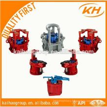 API 7K C,CHD,TS-100 QQP Type Drill Pipe & Tubing Pipe Pneumatic Spider