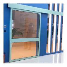 Deper DQM165 aluminum frame airtight door automatic glass hospital sliding door