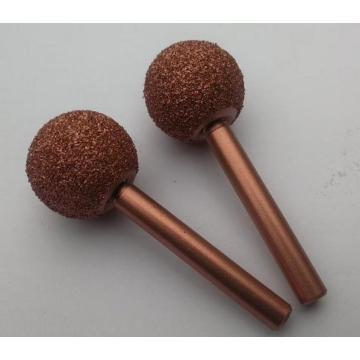 Tungsten Carbide Contour Wheel (Ball-shaped)