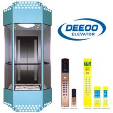 Gebäude Panorama Aufzug Glas Sightseeing Beobachtung Aufzug