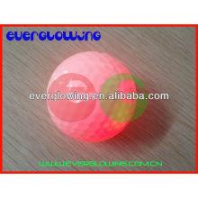 HEISSER Verkauf 2016 des praktischen bunten LED-Nachttrainingsgolfballs