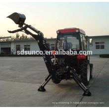 Pelle hydraulique de pelle hydraulique pour le tracteur