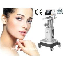 Équipement de salon focalisé par ultrasons de forte intensité de 2014 Beco Hifu pour le rajeunissement de peau d'ultrason