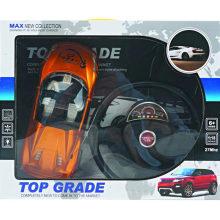 Wheel RC carro dinâmico carro de brinquedo de controle remoto