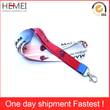 Woven Lanyard with Customized Logo and Color