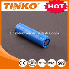 hot selling ICR 18650 battery PVC OEM welcome