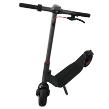 Scooter elétrica dobrável para bicicleta