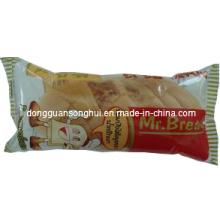 Saco de Pacakging do pão plástico personalizado / saco do alimento