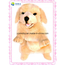 Full Body Puppet Plush Retriever Toy (XDT-0129)