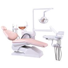 Precio unitario de la silla dental de suministro dental con compresor de aire