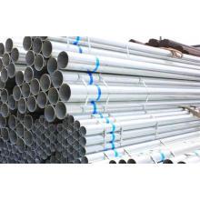 Pre-Gavanized Steel Pipe Steel Hollow All Size