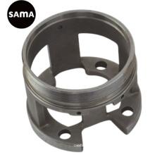 Углерод, сплав, Нержавеющая сталь отливки Облечения точности с подвергать механической обработке
