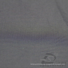 Wasser & Wind-Resistant Daunenjacke Woven Dobby Gestreifter Jacquard 26% Polyester 74% Nylon Blend-Weaving Intertexture Fabric (H014)