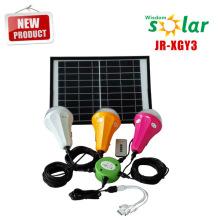 к 2015 году новых продуктов 12w солнечной панели Светодиодные солнечной комплект дома солнечные дома