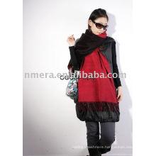 Latest design ladies' cashmere scarf