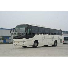 China 12m Passenger Bus 55 assentos com motor CUMMINS