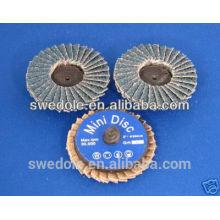 disco de flap de óxido de alumínio