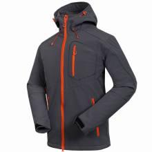 Водонепроницаемая дышащая мужская куртка софтшелл OEM