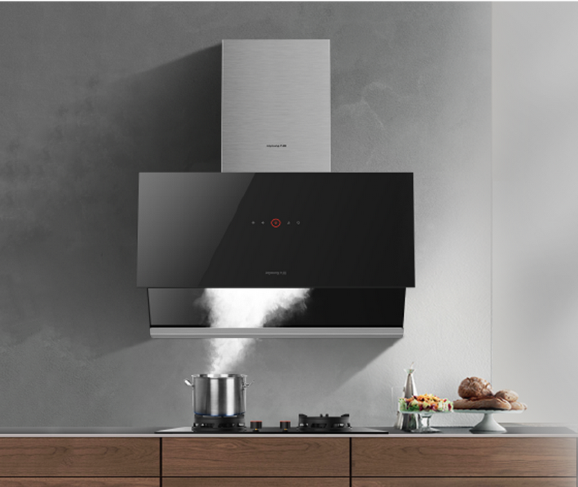 Breathing Range Hood
