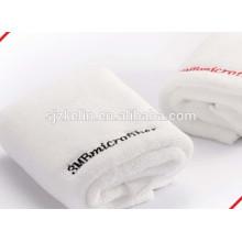 plain white high absorbent 100% cotton sauna towel
