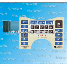 lexan keypad switch
