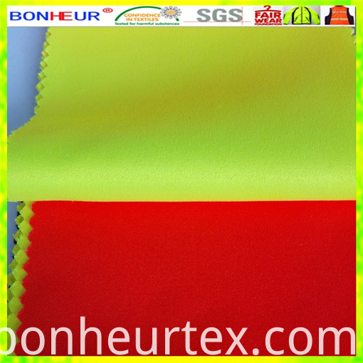 Elastic Polyester Cotton Fabric